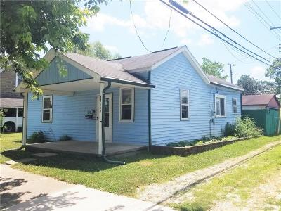 Morgan County Single Family Home For Sale: 139 West Columbus Street