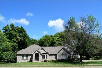 Marion County Single Family Home For Sale: 7028 Bluffridge Place