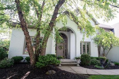 Carmel Single Family Home For Sale: 14539 Twin Oaks Drive