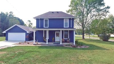 North Vernon Single Family Home For Sale: 1165 South County Road 125 W