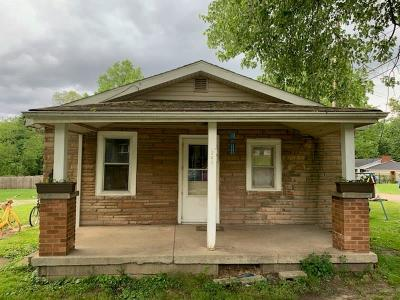 Pendleton Single Family Home For Sale: 245 Moore Avenue