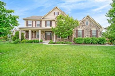 Fishers Single Family Home For Sale: 9786 Stable Stone Terrace