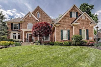 Carmel Single Family Home For Sale: 13110 Brooks Landing Place