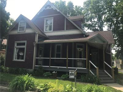 Noblesville Single Family Home For Sale: 1383 Cherry Street