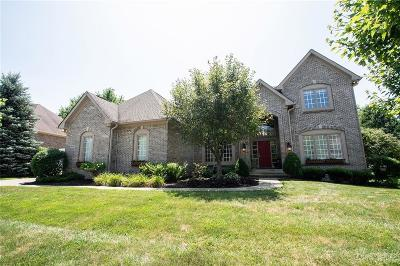 Fishers Single Family Home For Sale: 14731 Thor Run Drive