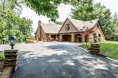 Marion County Single Family Home For Sale: 4545 McCurdy Road