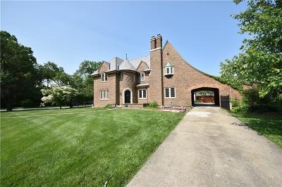 Columbus Single Family Home For Sale: 1902 Franklin Street
