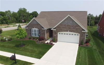 Marion County Single Family Home For Sale: 7465 Cassilly Court