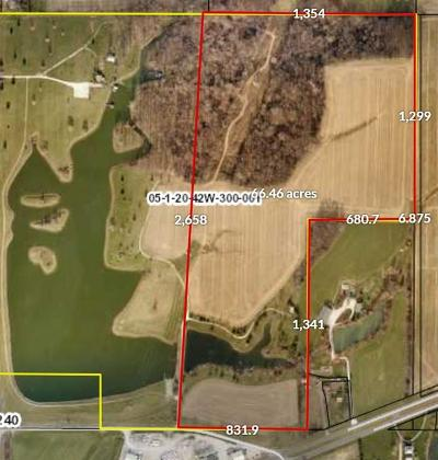 Residential Lots & Land For Sale: 8561 Parcel 2 South State Road 75