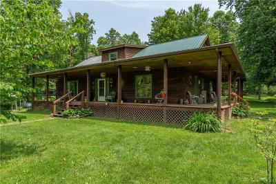 Columbus Single Family Home For Sale: 9113 Grandview Road