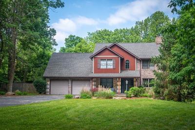 Bloomington Single Family Home For Sale: 5511 East Kerr Creek Road