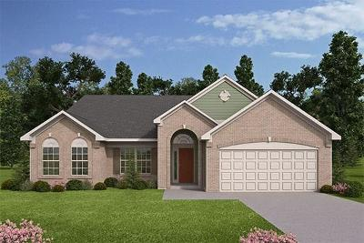 Martinsville Single Family Home For Sale: Rembrandt Drive E