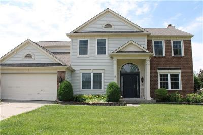 Indianapolis Single Family Home For Sale: 6246 Tennison Way