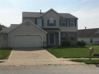 Indianapolis Single Family Home For Sale: 9115 Concert Way