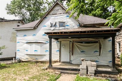 Indianapolis Single Family Home For Sale: 522 West 41st Street