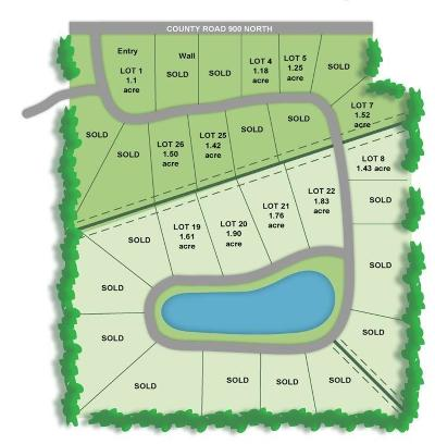 Brownsburg Residential Lots & Land For Sale: Lots Kennesaw