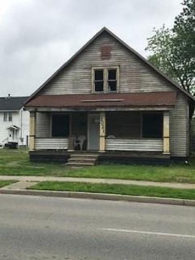 Madison County Single Family Home For Sale: 2021 Central Avenue