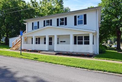 Anderson Multi Family Home For Sale: 504 Park Avenue