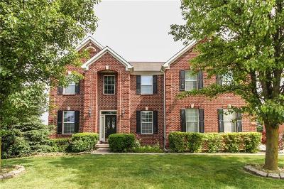 Greenwood Single Family Home For Sale: 4524 Diamond Ridge