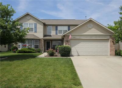 Camby Single Family Home For Sale: 6322 East Pemboke Court
