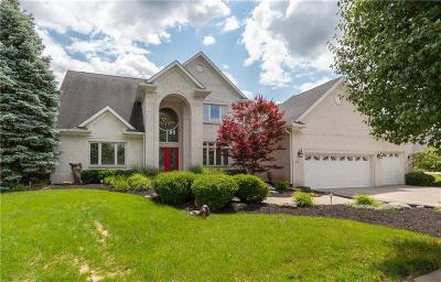 Hendricks County Single Family Home For Sale: 7297 West Walnut Creek Crossing