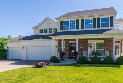 Fishers IN Single Family Home For Sale: $439,900