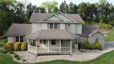 North Vernon Single Family Home For Sale: 1130 East Easy Street