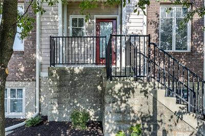 Indianapolis Condo/Townhouse For Sale: 720 North East Street