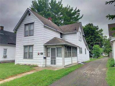 Madison County Multi Family Home For Sale: 420 West 4th Street