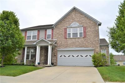 Fishers Single Family Home For Sale: 11281 Dobbins Drive