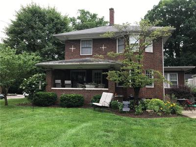Multi Family Home For Sale: 107 East 48th Street