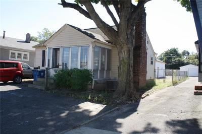 Indianapolis Single Family Home For Sale: 1919 Broad Ripple Avenue