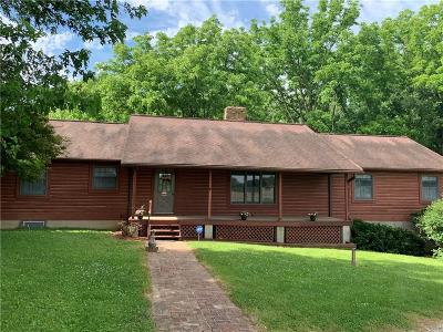 Montgomery County Single Family Home For Sale: 827 West Oak Hill Road