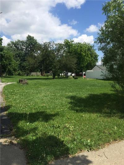 Indianapolis Residential Lots & Land For Sale: 2417 South Keystone Avenue