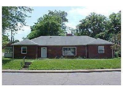 Madison County Single Family Home For Sale: 1601 West 10th Street