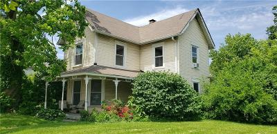 Greenfield Single Family Home For Sale: 814 West Main Street