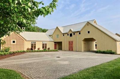 Delaware County Single Family Home For Sale: 5101 North Nebo Road
