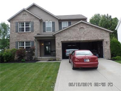 Fishers Single Family Home For Sale: 11930 Sloane Muse