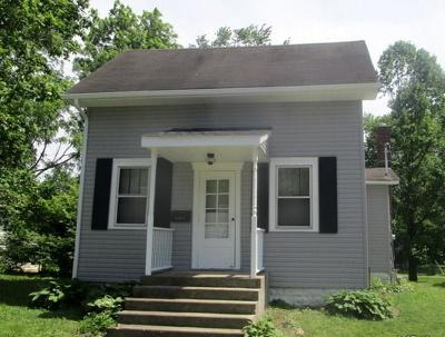 Pendleton Single Family Home For Sale: 517 West State Street
