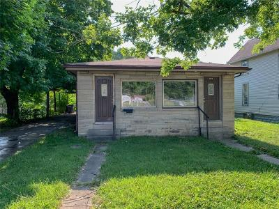 Delaware County Single Family Home For Sale: 2802 South Hackley Street