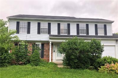 Carmel Single Family Home For Sale: 921 Farmview Lane