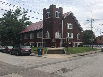Indianapolis Commercial For Sale: 1001 Hosbrook Street
