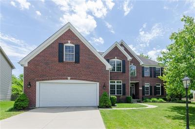 Noblesville Single Family Home For Sale: 8879 Lavender Court