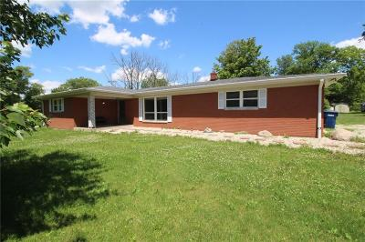 Single Family Home For Sale: 13145 West Road