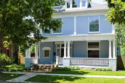 Franklin Single Family Home For Sale: 250 North Home Avenue
