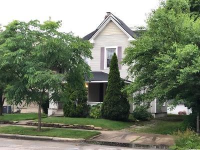 Indianapolis Multi Family Home For Sale: 6136 North College Avenue