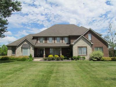 Johnson County Single Family Home For Sale: 709 S Road 400 W