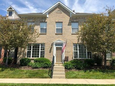 Fishers Condo/Townhouse For Sale: 13532 Molique Boulevard