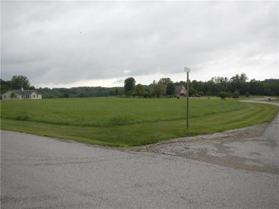 Greencastle Residential Lots & Land For Sale: 1020 North County Road 390 W