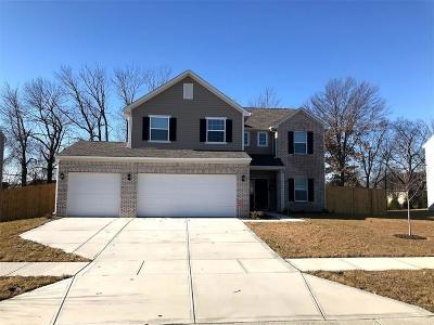 Indianapolis IN Single Family Home For Sale: $239,900